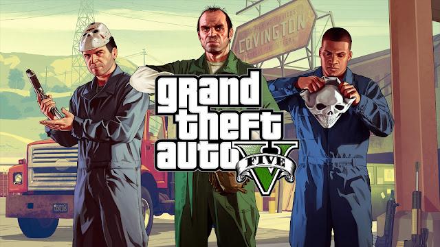 تحميل النسخة النيو من لعبة GTA V 2020 للاندرويد اخر اصدار