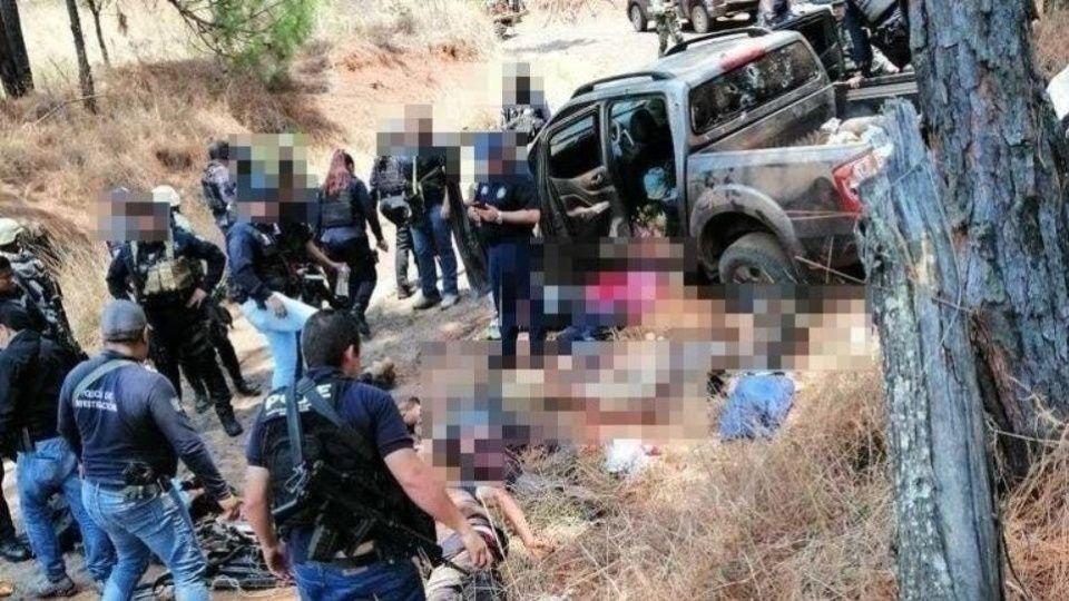 El CJNG, Los Zetas, La familia Michoacana y otros cárteles mantienen una sangrienta guerra que tienen colapsadas las morgues en México