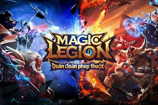 hack quân đoàn phép thuật (magic legion)