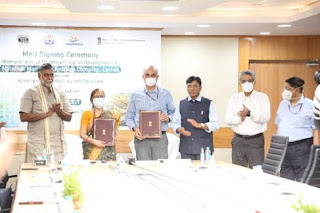 MoC signed MoU with MoPSW