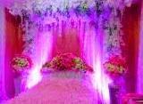 Dekorasi kamar pengantin nuansa romantis