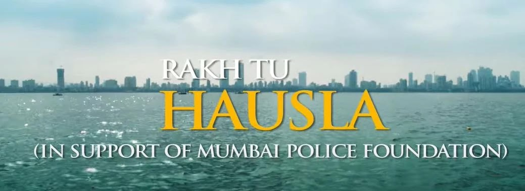 "Rakh Tu Hausla(रख तू हौसला) Mp3 & Lyrics - Rani Mukerji - Pravin Talan - Swarit Nigam - Nippu Khound - T-Series,   'Rakh Tu Hausla' is dedicated to Mumbai, its brave police force, and the undying human spirit. It is an extremely powerful and motivational song created by Pravin Talan to support Mumbai Police Foundation and launched on T-Series to promote the philosophy of Mr. Bhushan Kumar that we must all come together and promote a worthy cause and salute our heroes.           Rakh Tu Hausla (रख तू हौसला) lyrics English      jo na raha vah kal rahega na bhee yah pal  jo na raha vah kal rahega na bhee yah pal  ujade hai khvaab sahamee see saanse  hairaan-pareshaan sunasaan rahe    is dard mein bhee na jee na too chhod  thoda kar intajaar rakh itana too josh  jara dekh le khula hai aasamaan pankh lagenge  phir se bharenge udaan  googleblogg.com    rakh do gaj kee dooree na dilon mein phaisala  ham ek hai jang ek hai rakh too hausala  too hai alag too kuchh juda hai  is jang ka too heero vakt yah gavaah hai    jo praan liya hai jee kar rahenge  na darenge na jhukenge jeet kar hee rahenge      jo na raha vah kal rahenge na bhee yah pal  jona raha vah kal rahenge bhee na yah pal  jo na raha vah kal rahenge na bhee yah pal  jona raha vah kal rahenge bhee na yah pal      Rakh Tu Hausla (रख तू हौसला) lyrics Hindi     जो ना रहा वह कल रहेगा ना भी यह पल  जो ना रहा वह कल रहेगा ना भी यह पल  उजड़े है ख्वाब सहमी सी सांसे  हैरान-परेशान सुनसान रहे    इस दर्द में भी ना जी ना तू छोड़  थोड़ा कर इंतजार रख इतना तू जोश  जरा देख ले खुला है आसमान पंख लगेंगे  फिर से भरेंगे उड़ान  googleblogg.com     रख दो गज की दूरी ना दिलों में फैसला  हम एक है जंग एक है रख तू हौसला  तू है अलग तू कुछ जुड़ा है    इस जंग का तू हीरो वक्त यह गवाह है  जो प्राण लिया है जी कर रहेंगे  ना डरेंगे ना झुकेंगे जीत कर ही रहेंगे  googleblogg.com     जो ना रहा वह कल रहेंगे ना भी यह पल  जोना रहा वह कल रहेंगे भी ना यह पल  जो ना रहा वह कल रहेंगे ना भी यह पल  जोना रहा वह कल रहेंगे भी ना यह पल   We are specially thankful to Commissioner of Police Mumbai Mr. Parambir Singh and celebrated actress Rani Mukerji for making an appearance in the video.     ""Rakh Tu Hausla"" is not just another video song but an inspiring story of human courage in these troubled times, journey into the heart and spirit of Mumbai city and its police force, shot during the dreaded lockdown. No war is ever fought without casualties and as of 31st May 2020, 1508 Mumbai Police personnel have been infected by the deadly virus and 16 have lost their lives. The war against COVID 19 continues but human spirit shall prevail over anything else.     Credits     Written & Directed by Pravin Talan Narration by - Rani Mukerji  Co-writer & Visualiser - Poonam Talan  Creative Director - Rupali Sagar Produced by The Art of Visuals Singer - Swarit Nigam Music - Nippu Khound DOP & Editing - Pravin Talan Technical Support- Mohd Faruk, Piyush Parmar  DI - Madan Choudhary Colorist - Pankaj Halder Artwork - Sheetal Kumbhare     Special Thanks to all Corona Warriors  Mumbai Police BMC Disaster Management Department  Mumbai Fire Brigade Health officials Indian Navy Indian Air Force Dr Sushant Vijayalaxmi Parshuram"