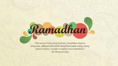 kata mutiara bulan suci ramadhan