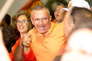Manassés Dantas é reeleito prefeito de Baraúna e elege maioria de vereadores para Legislativo