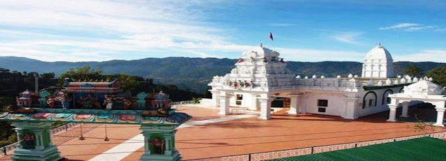 Shimla Attraction - Durga Temple Arki