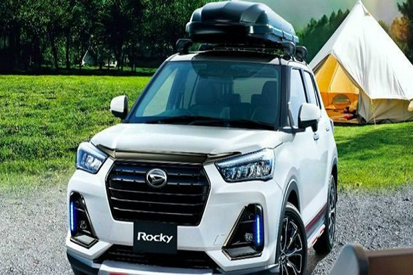 Daihatsu Rocky 2020, SUV Modern Desain Minimalis