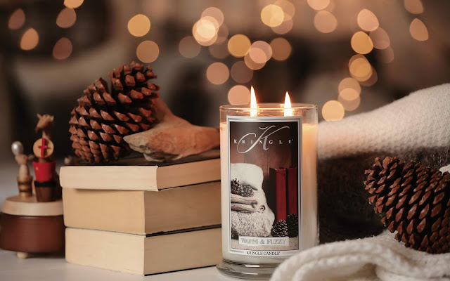 Kringle Candle - Warm & Fuzzy - Czytaj więcej »