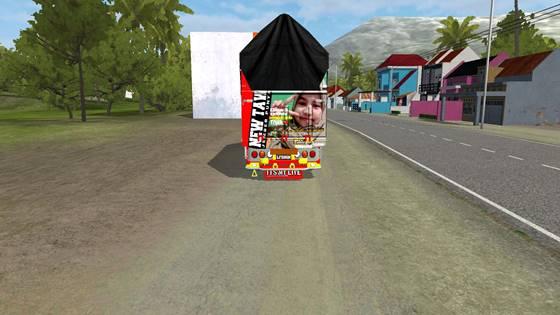 Canter New Tawakal 4 Bussid Full Anim