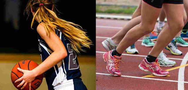 Bola basket dan atletik