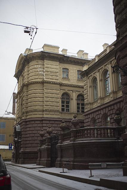 Igor Novik photo Peter fortress building architecture historic classic house Saint Petersburg Admiralty
