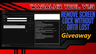 Wadalhr Tool v1.3 Samsung Huawei Remove Lock Without Lost Data 2019