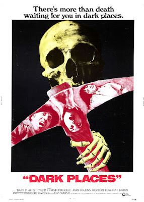 Poster - Dark Places, 1973