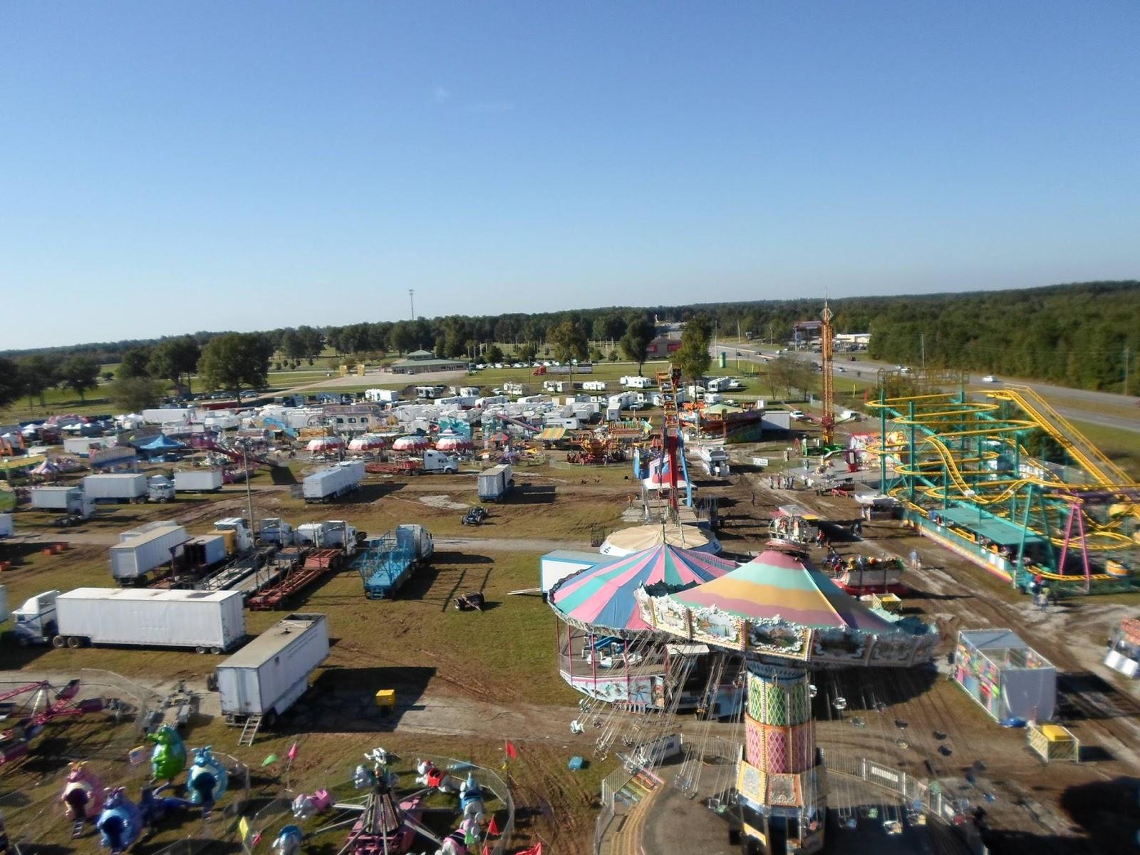 Georgia state fair atlanta motor speedway for Atlanta motor speedway fair 2017