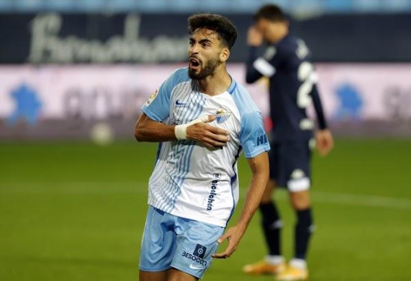 El Málaga suma un punto de fe ante el Lugo (2-2)
