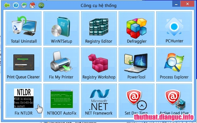 Hướng dẫn cách sửa lỗi NTLDR is missing máy tính cài hệ điều hành Windows XP 7 8 10
