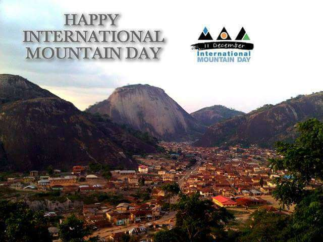 International Mountain Day Wishes For Facebook