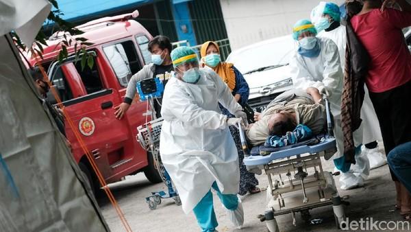 IFRC Ingatkan Lonjakan COVID-19 di Indonesia di Ambang Bencana