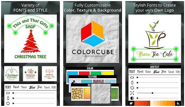 Logo Maker - Logo Creator - Aplikasi Membuat Logo Terbaik di Android