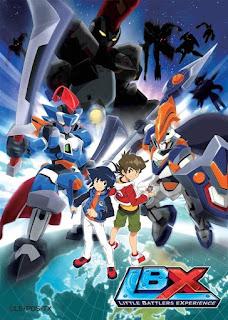 PSP - Danball Senki W - Game đấu sĩ LBX