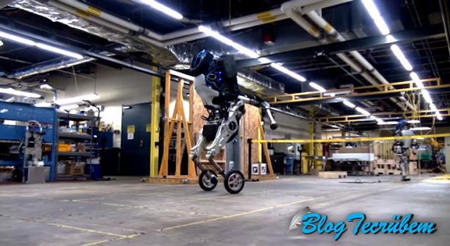 Handle, yeni insansı robot 😐