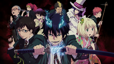 Ao no exorcist MG
