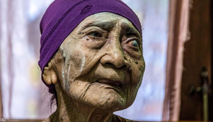 100-year-elderly person beats infection to turn into Indonesia's most seasoned COVID-19 survivor