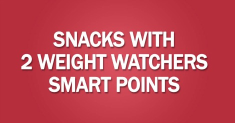snacks with 2 weight watchers smart points weight watchers recipes. Black Bedroom Furniture Sets. Home Design Ideas