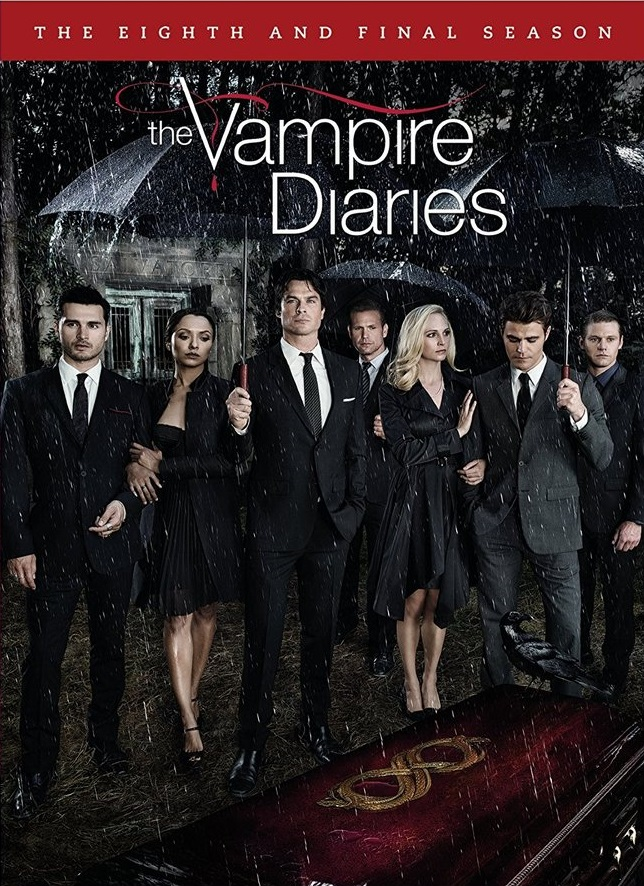The Vampire Diaries [Season 8] [2017] [DVDR] [NTSC] [Subtitulado]