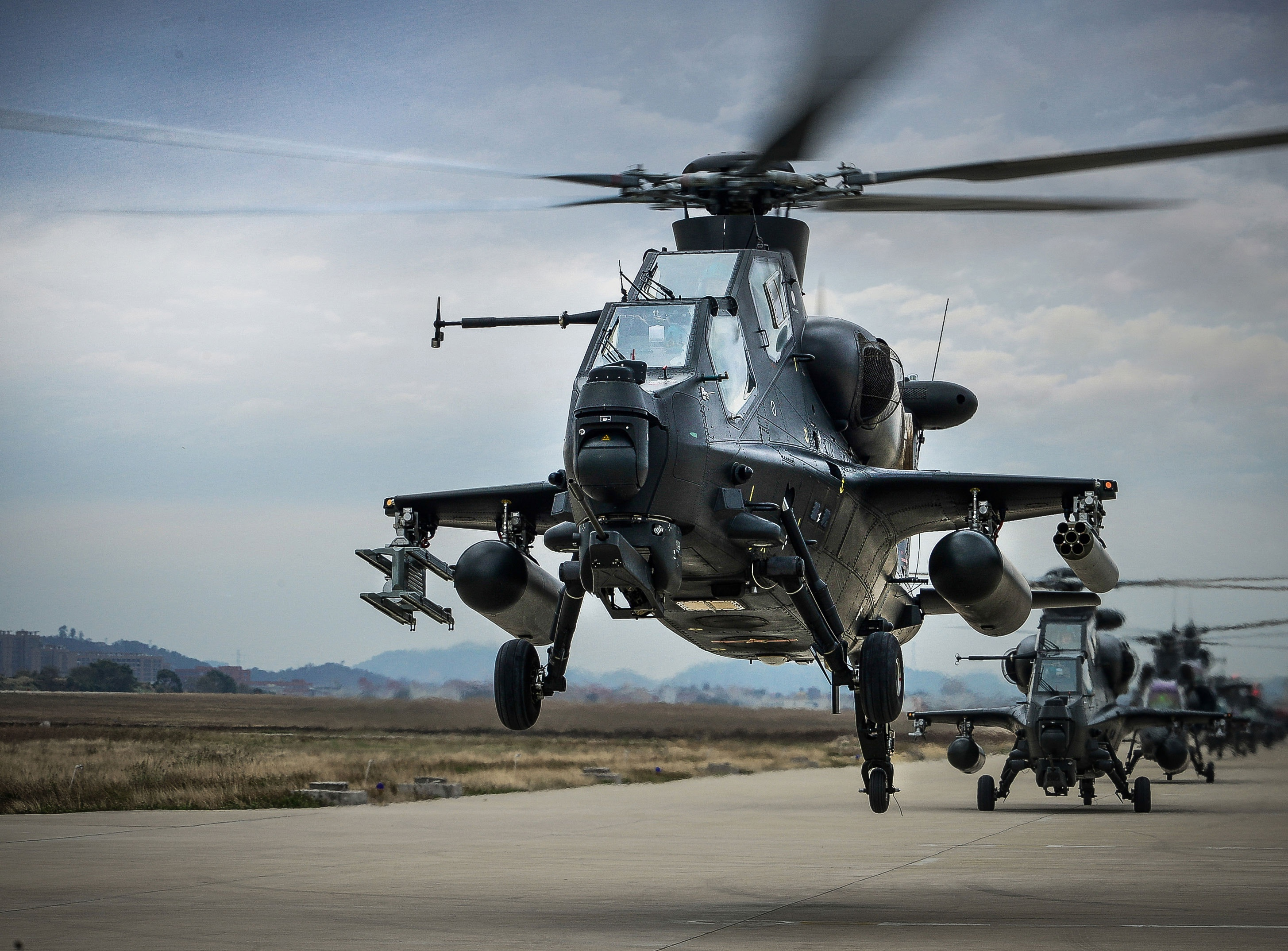 8 Z-10 most powerful military helicopters