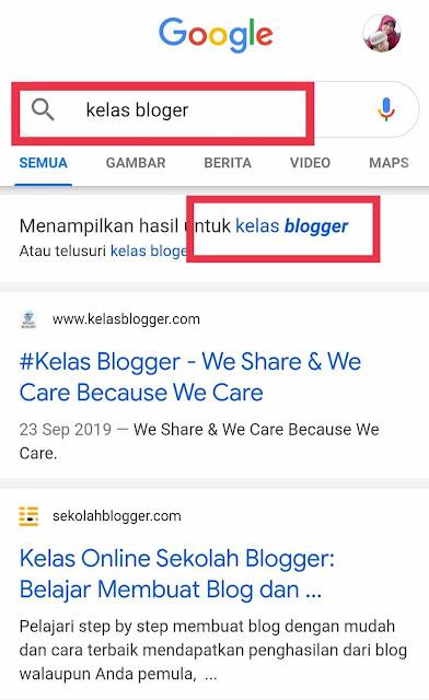 pencarian-kata-bloger
