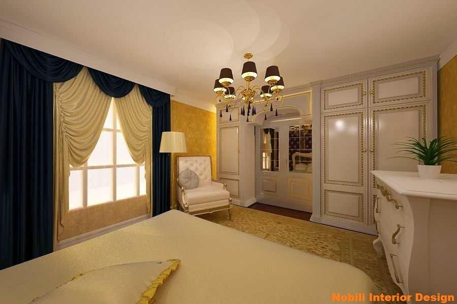 design interior dormitoare vile
