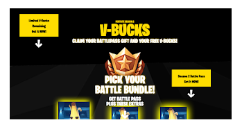 Everythingvbucks.com | everything vbucks, Claim Battlepass Gift And Your Free V-Bucks!