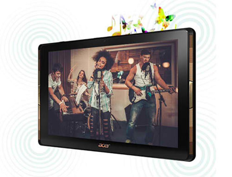Acer Iconia Tab 10 A3-A40 4 Front Facing Speakers Philippines