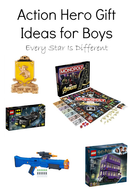 Action Hero Gift Ideas for Boys