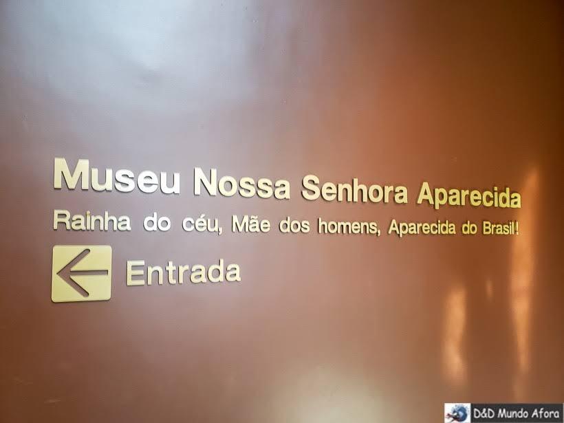 Museu Nossa Senhora Aparecida - Santuário Nacional de Aparecida
