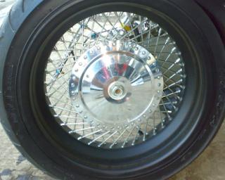 Memodifikasi Velg Motor