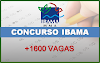NOVO edital de seleção do Ibama é autorizado para 1.659 vagas para todos os níveis, até R$ 4.180! Saiba Mais
