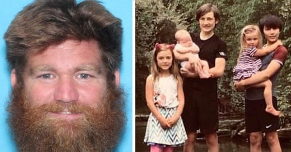 Girls, 3 and 7, 'kidnapped from home' after two boys found dead as father arrested