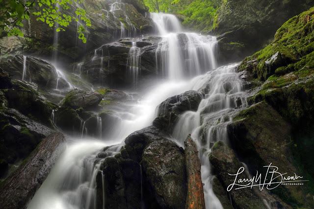Lower Doyles River Waterfall