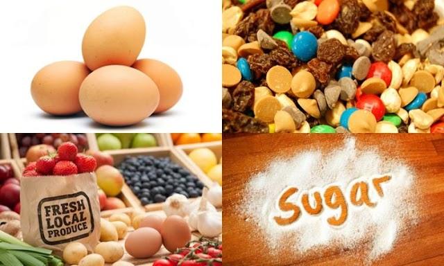 6 Mitos Makanan Yang Tak Boleh Dipercayai!