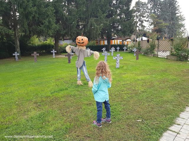 Crazy Halloween per bambini ad Inzago