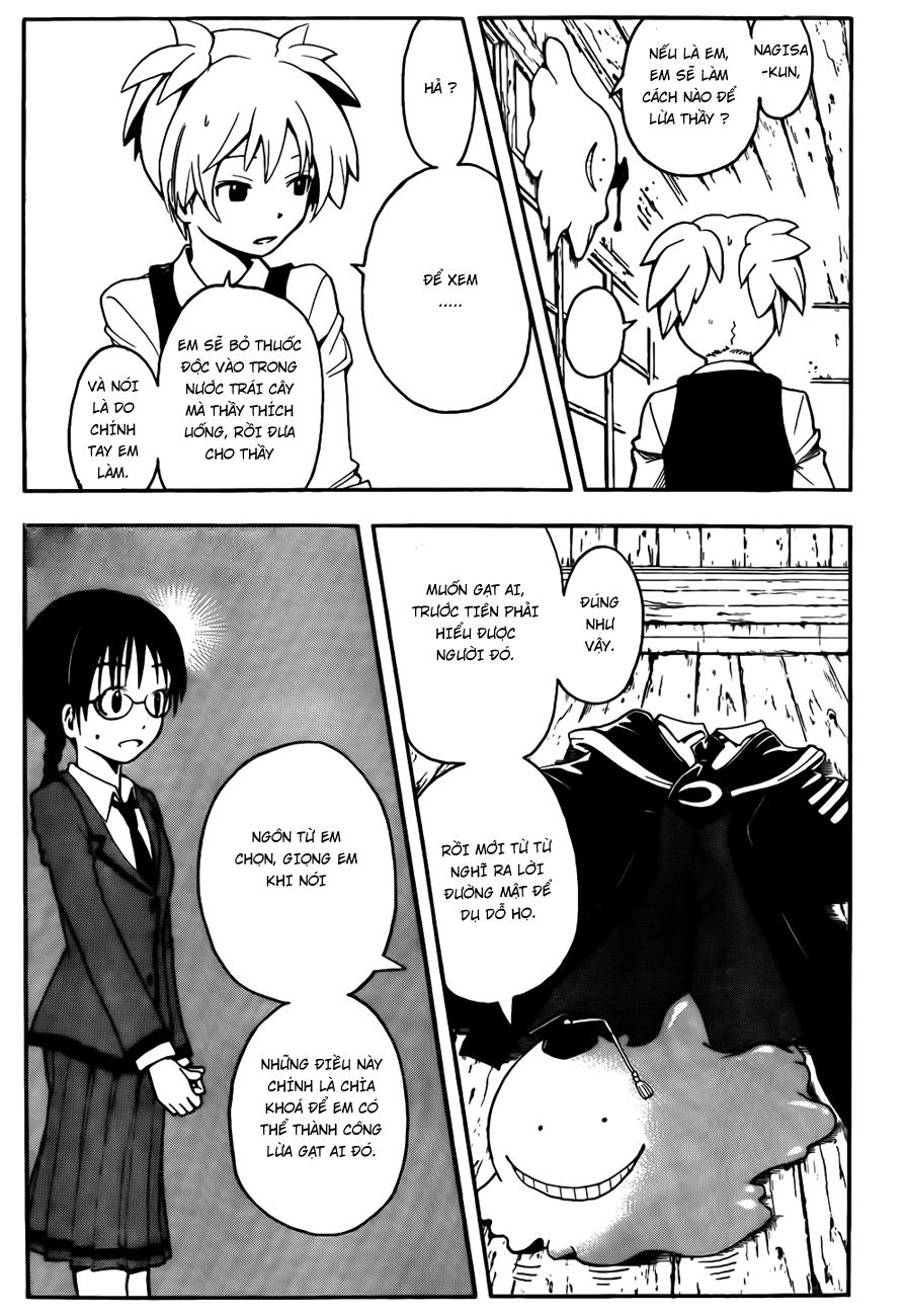Ansatsu Kyoushitsu chap 7 trang 16