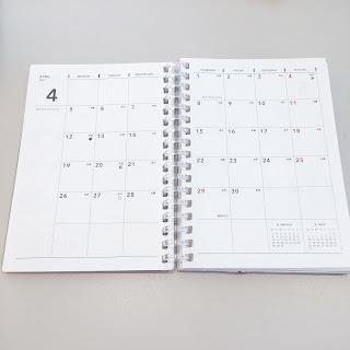 【2020~2021】手帳迷子から脱出したかもしれない話 ツイストノートA6