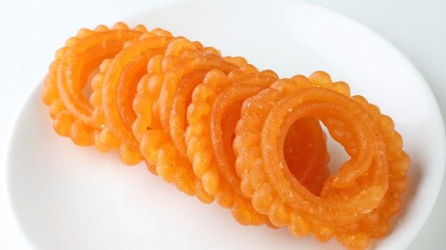 حلوى الجليبي الهندي
