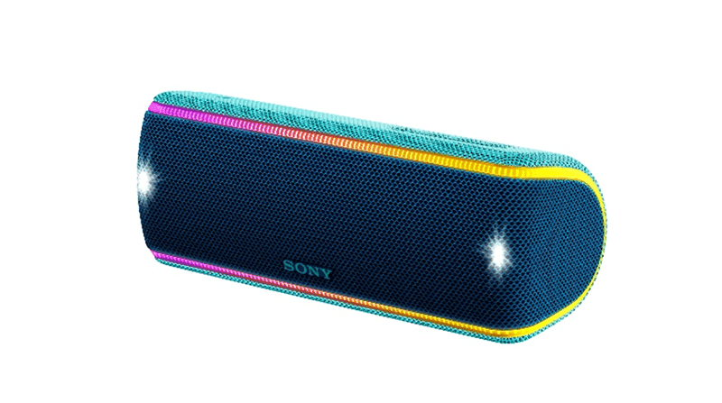 Sony EXTRA BASS SRS-XB31 speakers