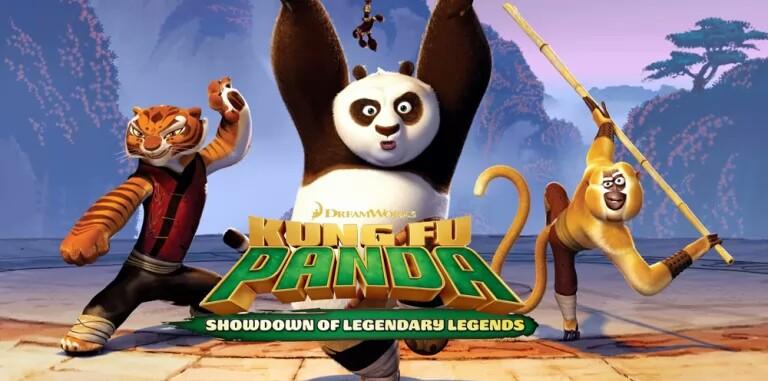 تحميل لعبة المقاتل باندا Kung Fu Panda Showdown Of Legendary Legends
