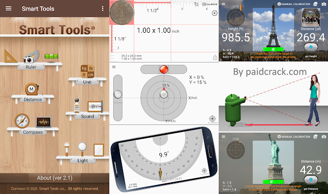 Smart Tools Paid Apk 2.1.1 [Latest Version]