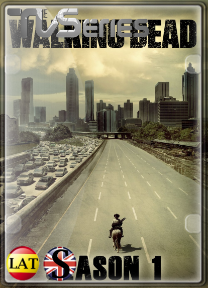 The Walking Dead (Temporada 1) HD 1080P LATINO/INGLES