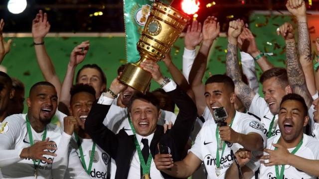 Video Cuplikan Gol Bayern Munchen 1-3 Frankfurt | Final DFB Pokal 2017-2018