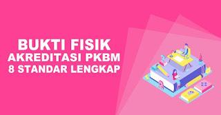 Bukti Fisik Akreditasi PKBM Kejar Paket Terbaru Update 2020